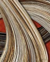 Framed Tangle Tile III
