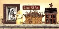 Framed Loads of Fun