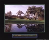 Framed Achievement-Golf