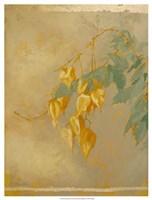 Framed Golden Chains III