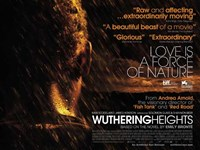 Framed Wuthering Heights - Love is a force of nature