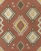 Framed Non-Embellished Native Design II