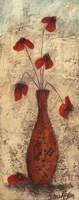 Framed Fleur IV