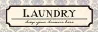 Framed Laundry Drawers - mini
