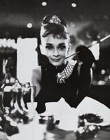 Framed Breakfast At Tiffany's I