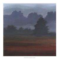 Framed Early Morning Mist I