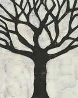 Framed Batik Arbor I