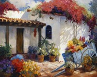 Framed Casa Paloma