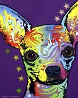 Framed Chihuahua II