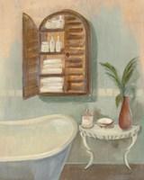 Framed Steam Bath II