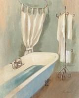 Framed Steam Bath III