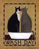 Framed Wash Day