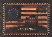 Framed Small-Americana