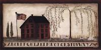 Framed Home in the Village