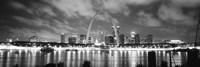 Framed Evening St Louis MO