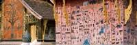 Framed Mosaic, Wat Xien Thong, Luang Prabang, Laos
