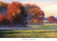 Framed Autumn First Light