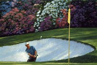 Framed Golf Course 6