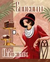 Framed French Chocolate II