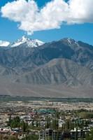 Framed Landscape, Indus Valley, Leh, Ladakh, India