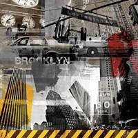 Framed New York Streets II