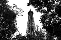 Framed Eiffel I