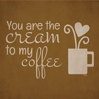 Framed Wine and Coffee Sayings III