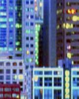 Framed Metropolitain II