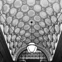 Framed Ceiling Detail
