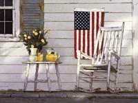 Framed Fourth Of July