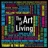 Framed Art of Living