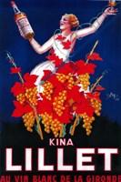 Framed Kina Lillet