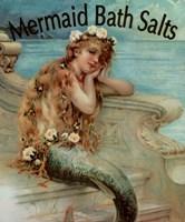 Framed Mermaid Bathsalts