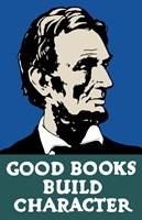 Framed President Abraham Lincoln