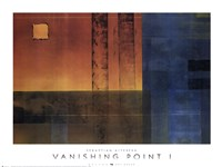 Framed Vanishing Point I