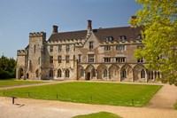 Framed Battle Abbey School, Battle, East Sussex, England