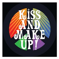 Framed Kiss and Make Up