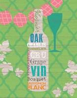 Framed Summer Wine Celebration II