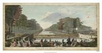 Framed View of Fontainebleau I