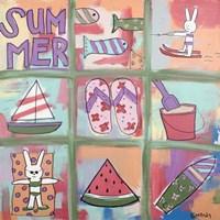 Framed Summer