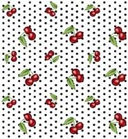 Framed Cherry Fabric 4