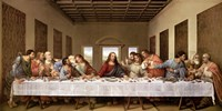 Framed Last Supper