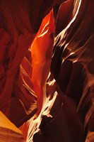 Framed Slot Canyon, Upper Antelope Canyon, Arizona