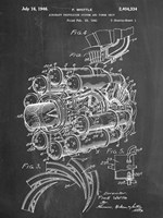 Framed Jet Engine