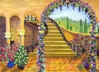 Framed Terrace Garden