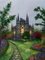 Framed Church Garden