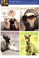 Framed Canine Couture Collection