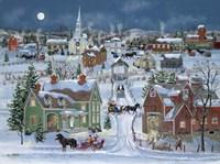 Framed Christmas Homecoming