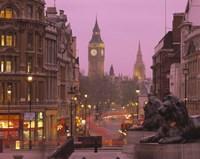 Framed Big Ben, London, England