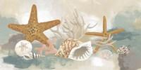 Framed Marine Tableau I